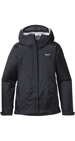Patagonia W's Torrentshell Jacket Black
